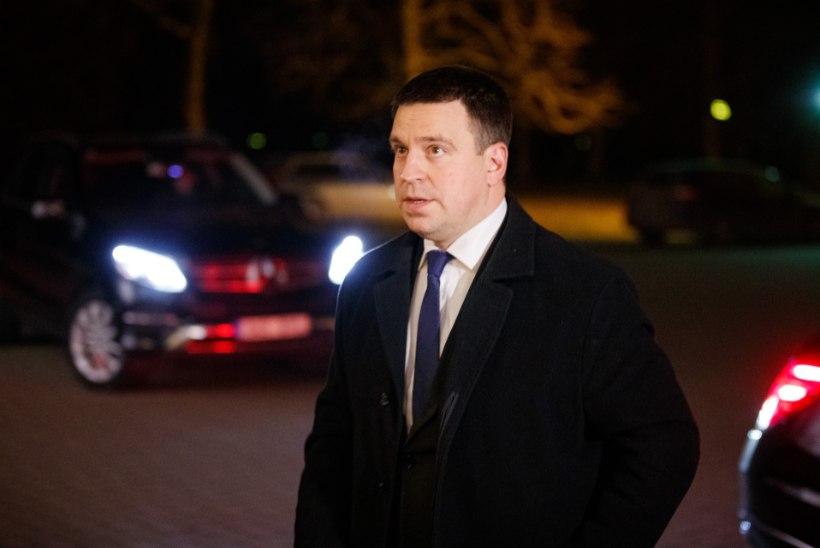 Jüri Ratas osaleb Davosi majandusfoorumi juubeliaasta koosolekul