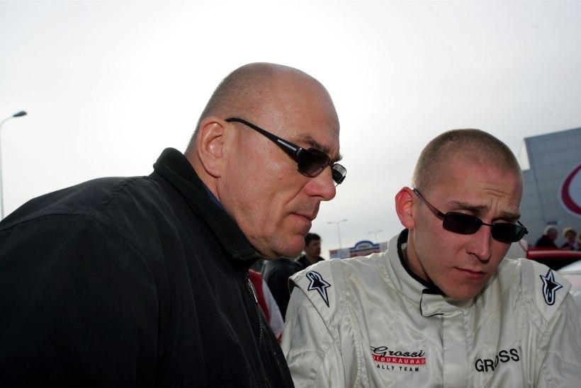 MÄLUMÄNG | Isa Oleg ja poeg Georg Gross