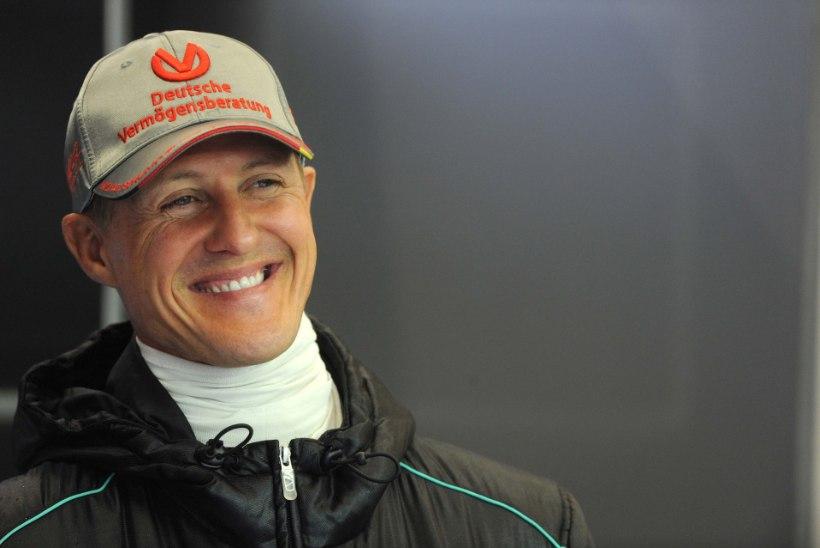 JULGE MEES: Itaalia neurokirurg rääkis Michael Schumacheri delikaatsetest terviseandmetest