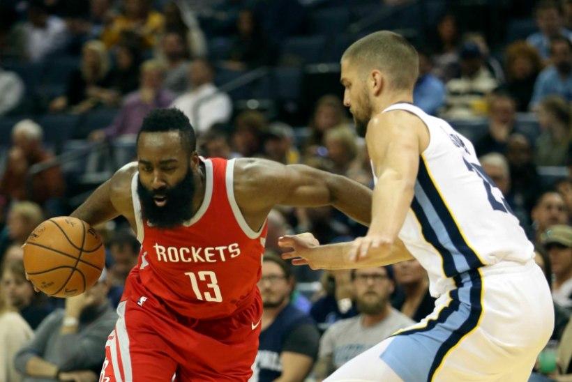 Roolijoodik lõpetas NBA tähe karjääri?