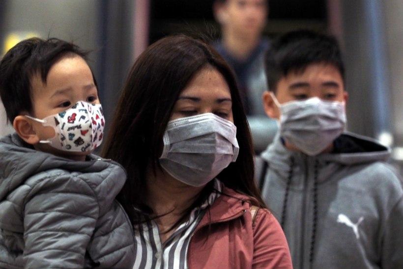 Hiina viirus ajab kombitsaid laiali: USA arstid kinnitasid esimese haigusjuhtumi