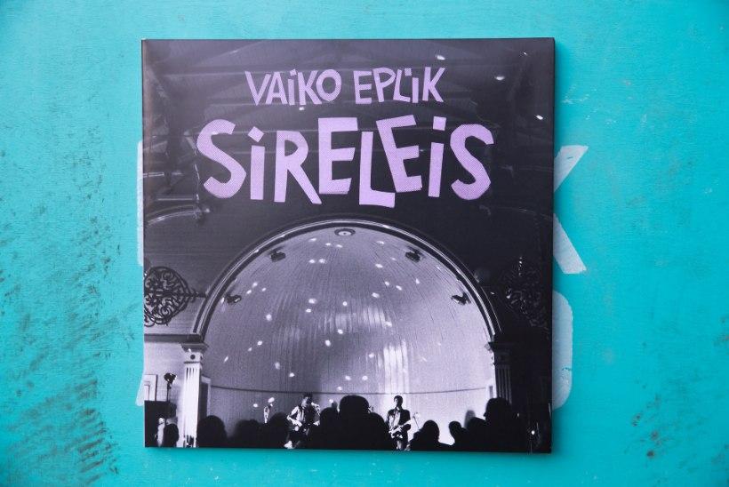 """Vaiko Eplik: """"Ainult halastamatuid valikuid tehes jätad inimestele mulje, et oled hea laulukirjutaja."""""""