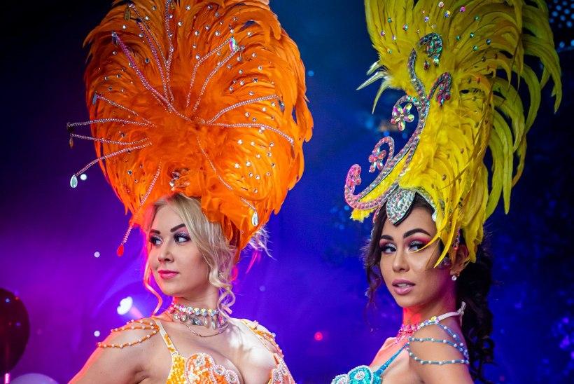 PEOGALERII | Silvia Ilves möllas südasuviselt kuumal Rio karnevalil, nagu homset polekski!