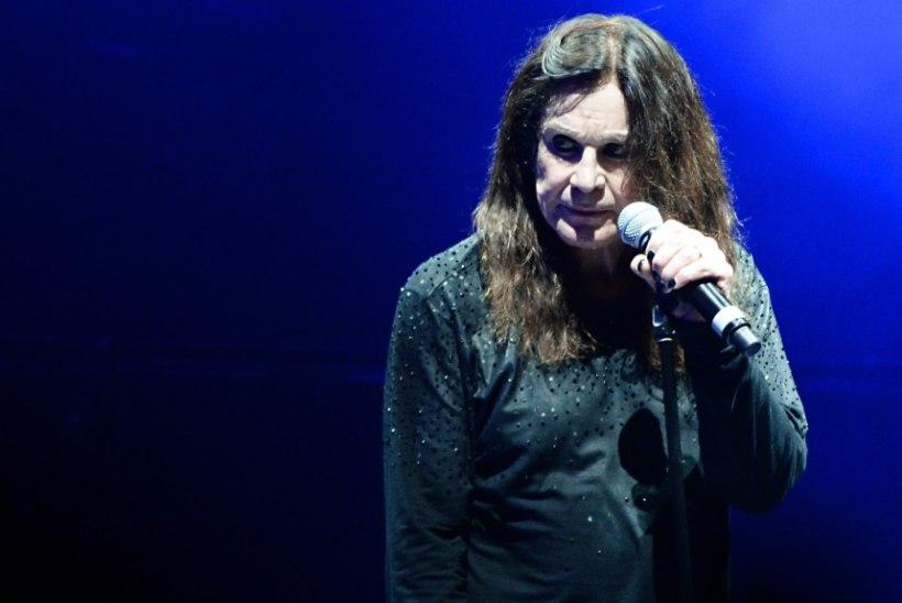 ÕUDUSTE AASTA: Ozzy Osbourne'il diagnoositi Parkinsoni tõbi