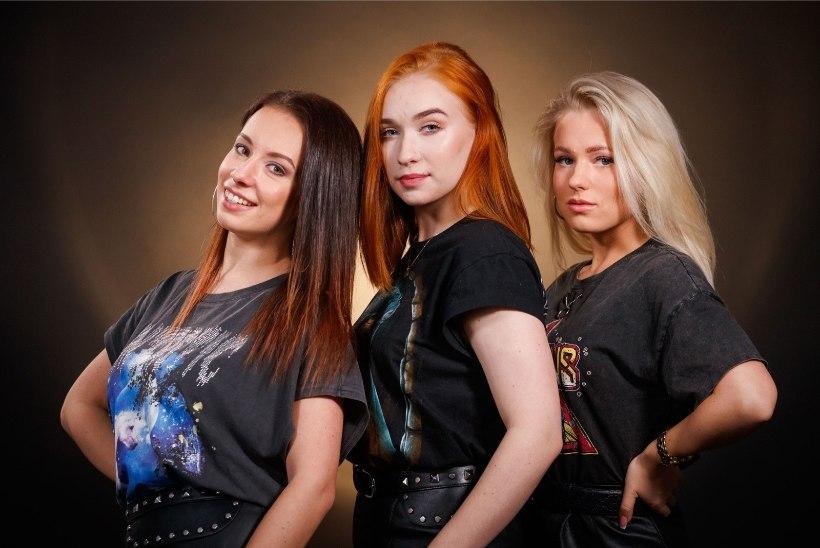 """KEHAKEELEVIDEO   """"Eesti laul""""   Little Mess veetis stuudios päevi ja öid: poleks uskunud, et see nii hull on!"""