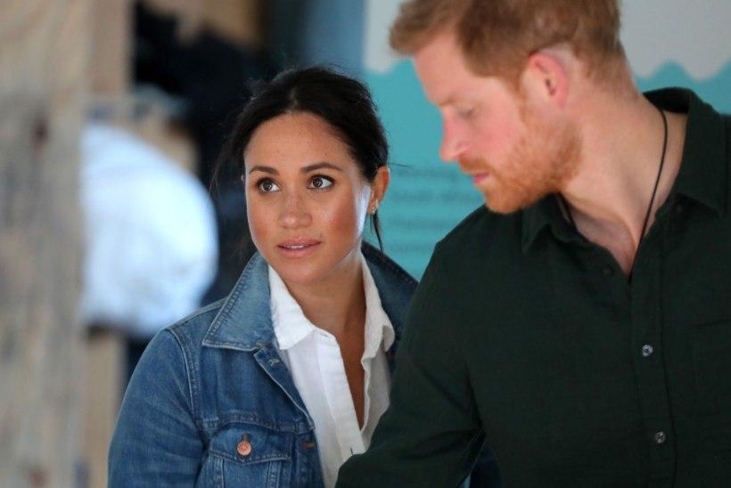 Harry ja Meghan ähvardavad värskete paparatsopiltide pärast kohtuteed alustada