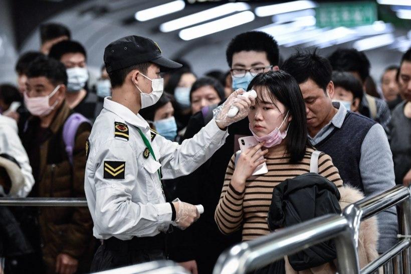 UUS SURMAVIIRUS LEVIB: SARSi sugulane külvab maailmas hirmu, terve Hiina linn pannakse karantiini