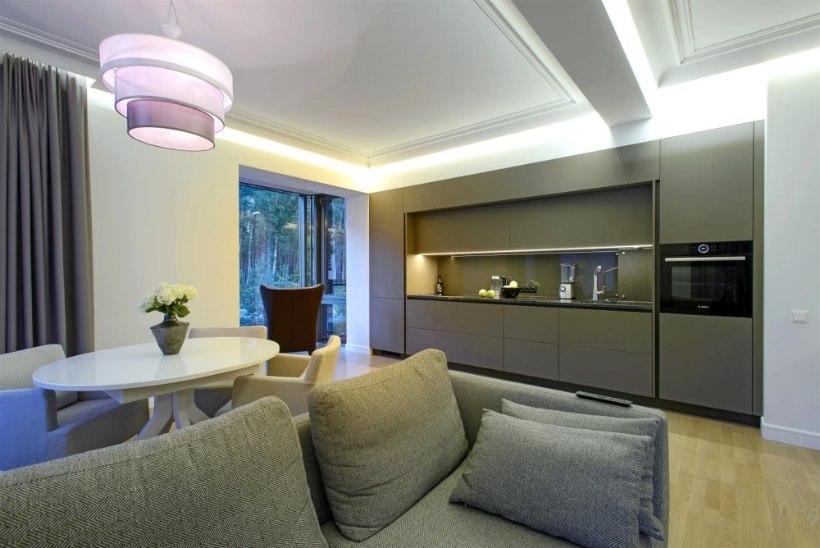 Sisekujundaja nõuanne! Kuidas kujundada elutuba-kööke?