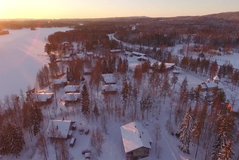 ILTA-SANOMAT: Soomes Kuopio lähistel asub Putini sõprade puhkeküla