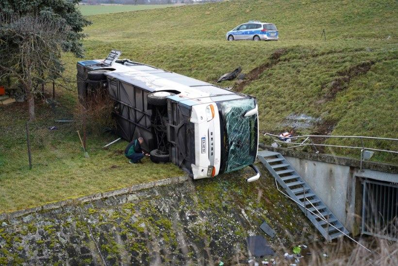 KAKS SURNUT JA VIIS RASKELT VIGASTATUT: miks sõitis koolibuss kraavi?