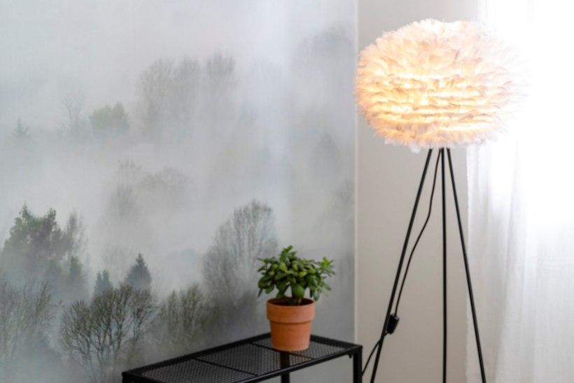 Lase seintel kõneleda: kas valida tapeet, looduskivi või puit?