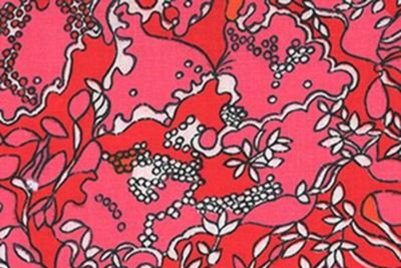 Eesti Tarbekunsti- ja Disainimuuseumis saab imetleda Kreenholmi tekstiilidisaini
