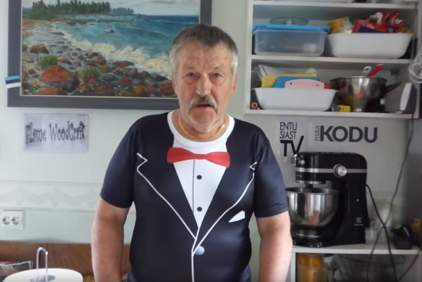 Eesti vanim juutuuber! 76aastane kokandushuviline Arvo kurdab: maapoodides on toiduvalik väga vilets!