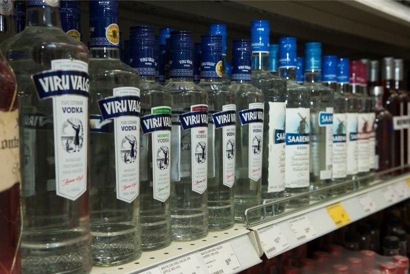 Ministeerium: kange alkoholi aktsiisilangetus ei peegeldu hindades