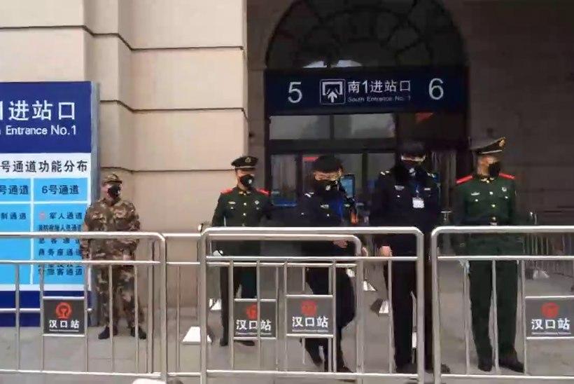 VIDEO | SURNUID ON ÜHA ROHKEM: kuidas peatada Hiinas valla pääsenud ohtlik viirus?