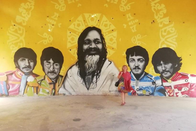 Maailma joogapealinn: Rishikesh kui võluv lastelaager pisut hipilikele täiskasvanutele