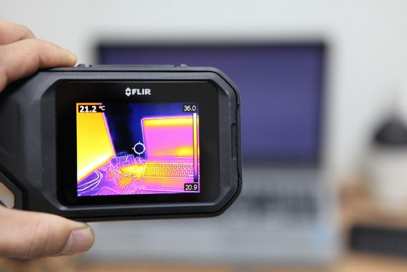Temperatuurierinevusi näitav termokaamera – kellele ja milleks?