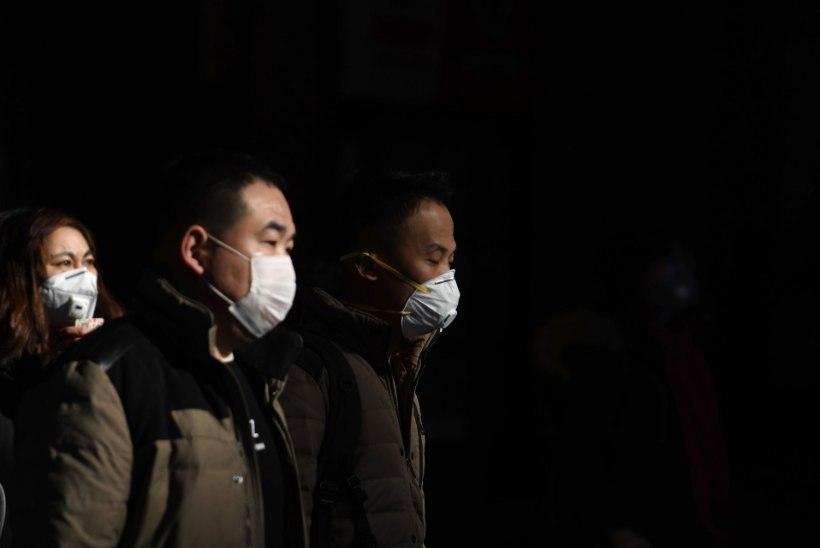 VALEHÄIRE SOOMES: kahel hiinlasel kahtlustati alusetult ohtlikku koroonaviirust. Wuhanis ehitatakse kiirkorras uut haiglat