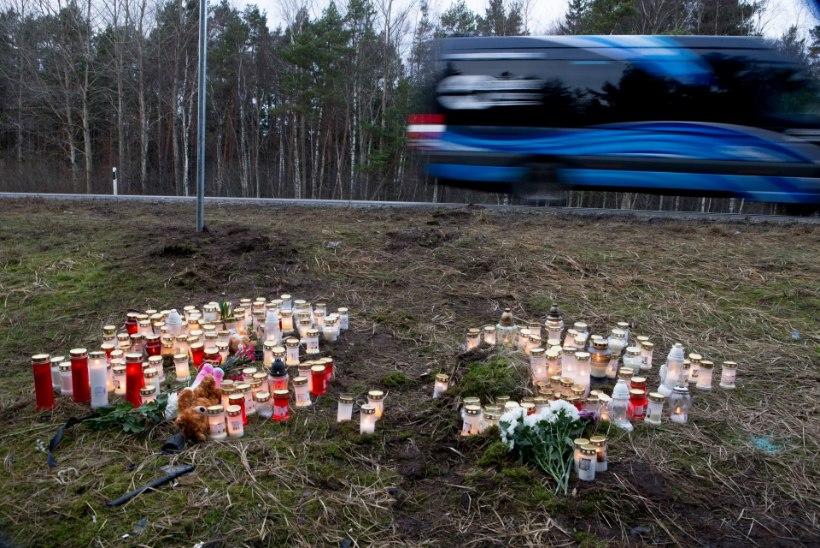Saaremaal kolme inimese surma põhjustanud roolijoodik on seni üle kuulamata