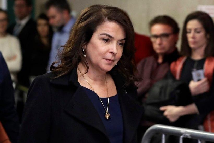 """Sopranode"" näitlejatar kirjeldas kohtus, kuidas Weinstein teda vägistas"