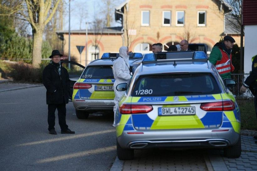 VERESAUN SAKSAMAAL: kuus tapetut ja kaks raskelt haavatut