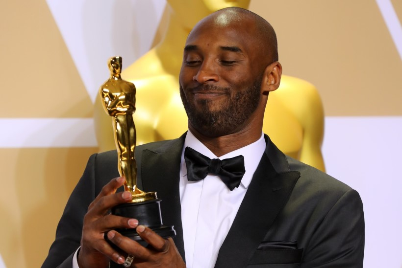 VAATA FILMI! Traagiliselt hukkunud Kobe Bryant oli lisaks spordilegendile ka Oscari-võitja