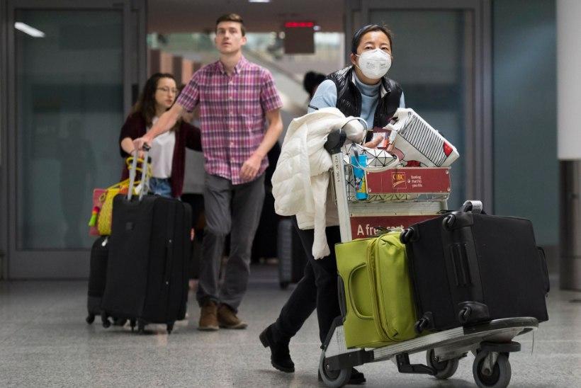 Lugejakiri: mis mu puhkusereisist saab? Hiinas leviva viiruse tõttu ei julgegi reisile minna!