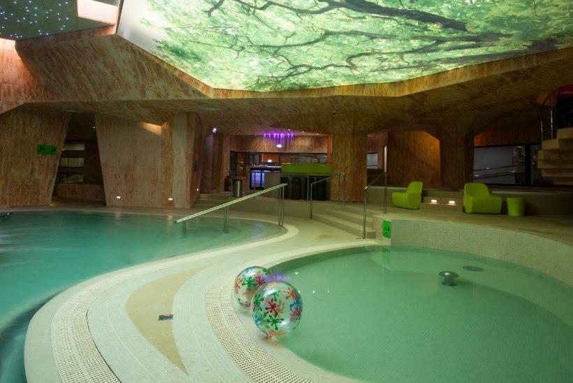 TALVINE PUHKUS PÄRNUS: külasta Eesti kõige omanäolisemat veekeskust ning nautle hea asukohaga moodsas hotellis