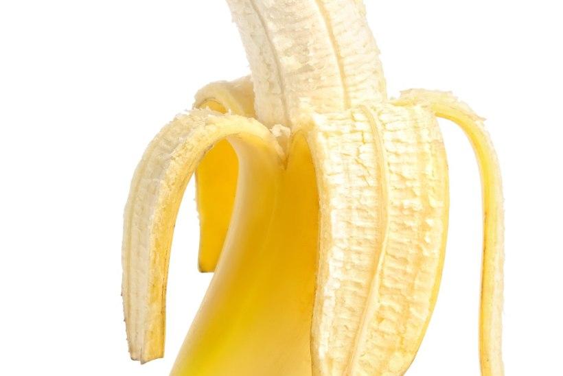 Mida hakata peale banaanikoortega?