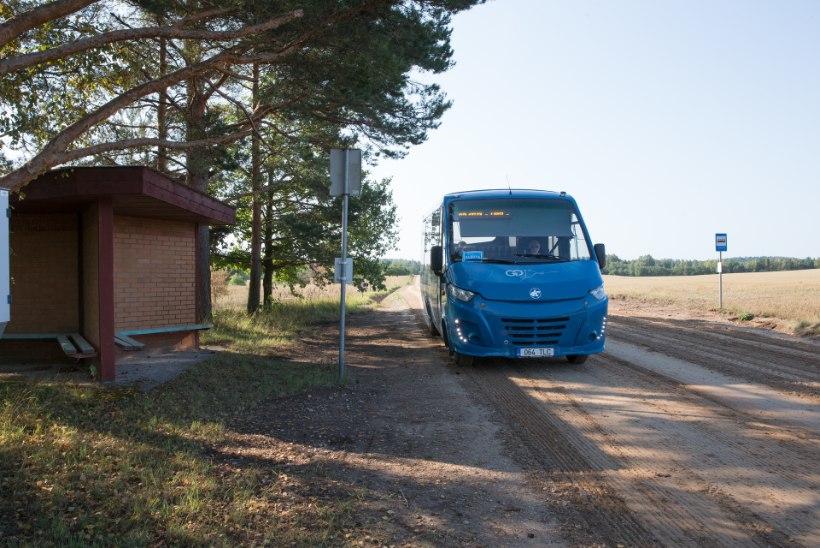 Tartumaa inimesed küsivad: kas me sellist tasuta bussitransporti tahtsimegi?