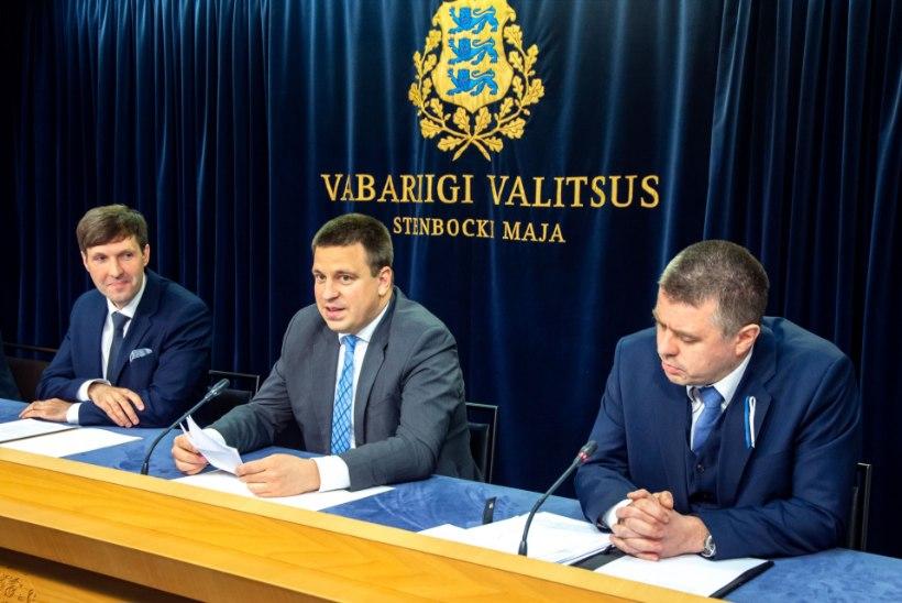 Urmas Reinsalu: pensionireformil ei saa olema kaotajaid