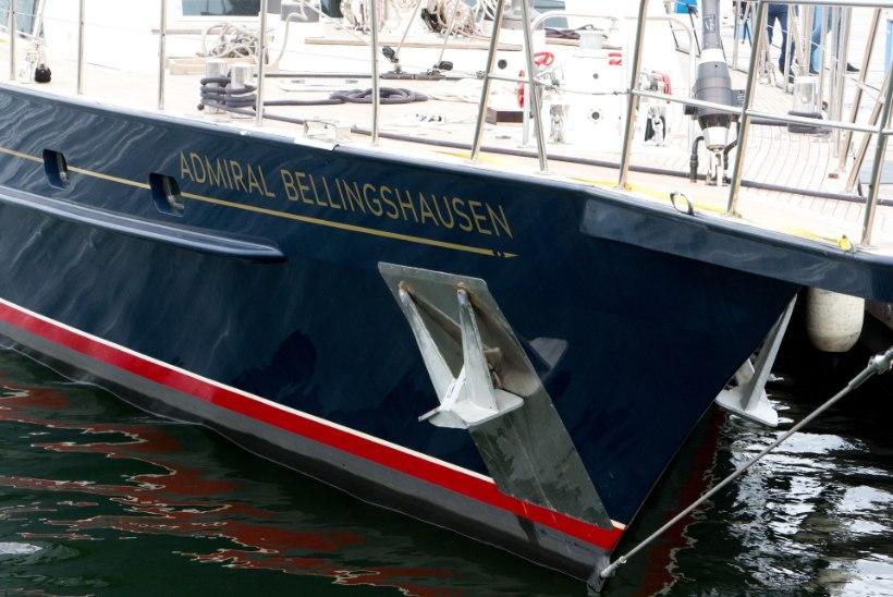 Tõnis Erilaiu lehesaba | Kuidas Bellingshausen Antarktist ära ei tundnud