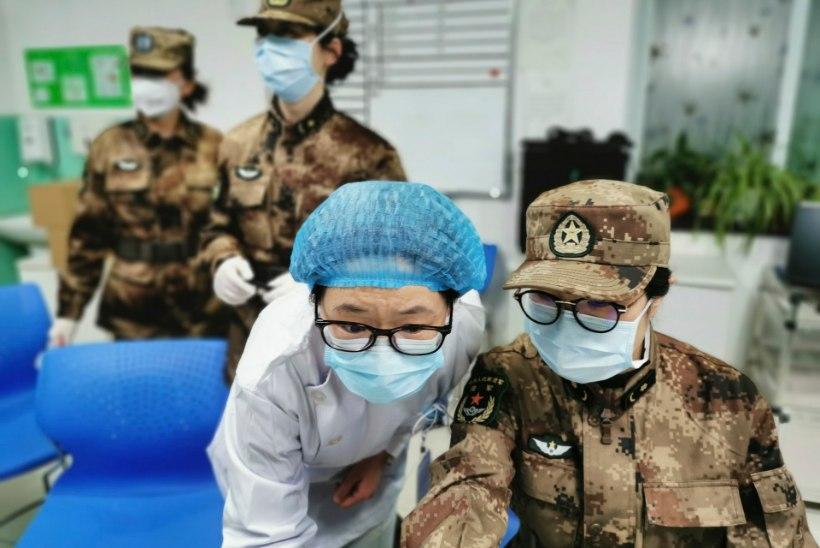 OLUKORD ON HULL: Wuhani koroonaviirusesse võib olla nakatunud kuni 200 000 inimest