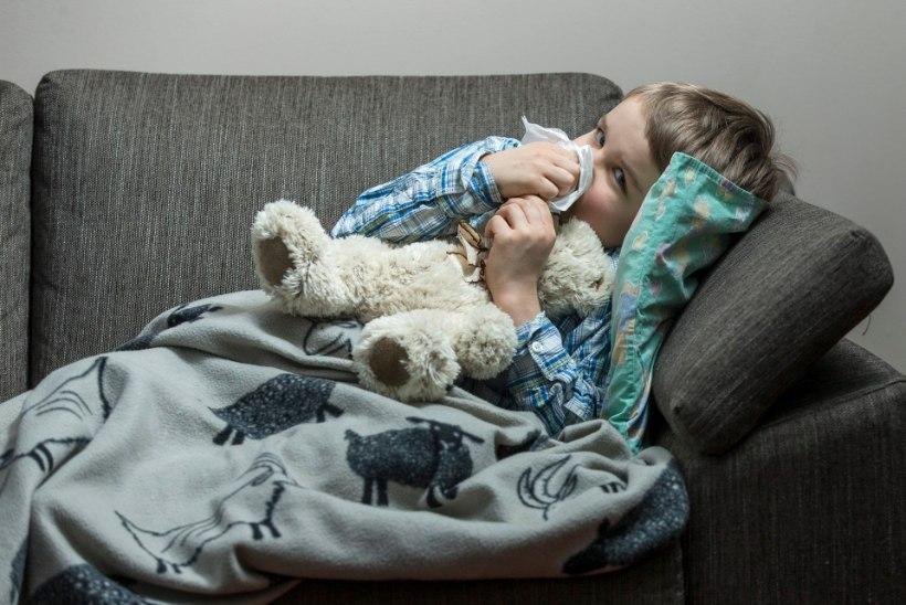 ÄRA AJA SEGAMINI! Nii erineb gripp tavalisest külmetushaigusest