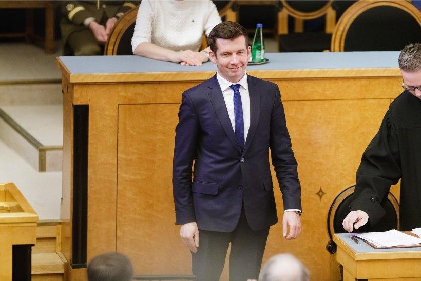 Martin Repinski ei saanud kõrgeimat riigisaladuse luba