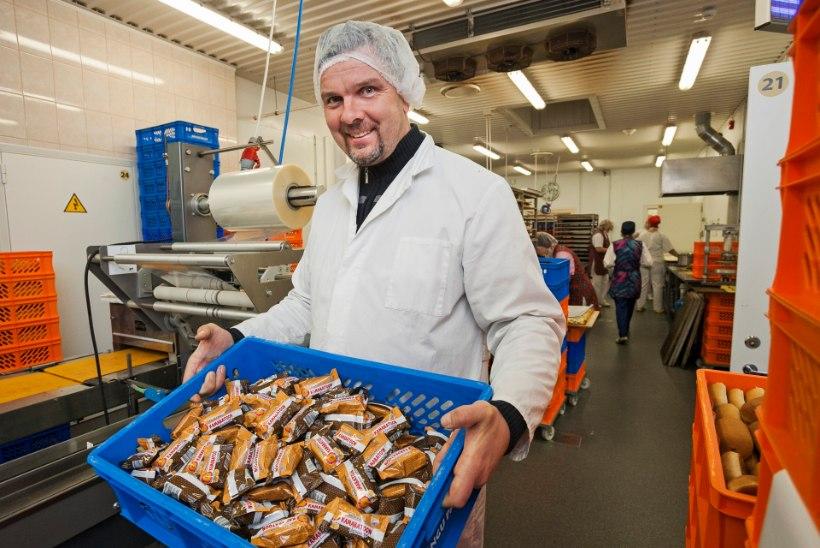 """TEENETEMÄRK 2020    Jaanus Peri ehitas maakohas üles eduka pagaritööstuse: """"Tunnustus annab jõudu."""""""