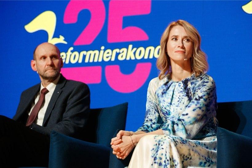 BLOGI | Helir-Valdor Seeder ja Kaja Kallas arutasid pensionireformi üle