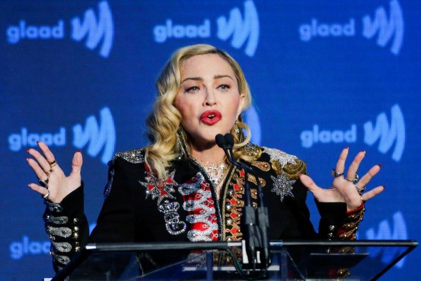 Madonna jättis maailmaturneel ära juba kümnenda kontserdi