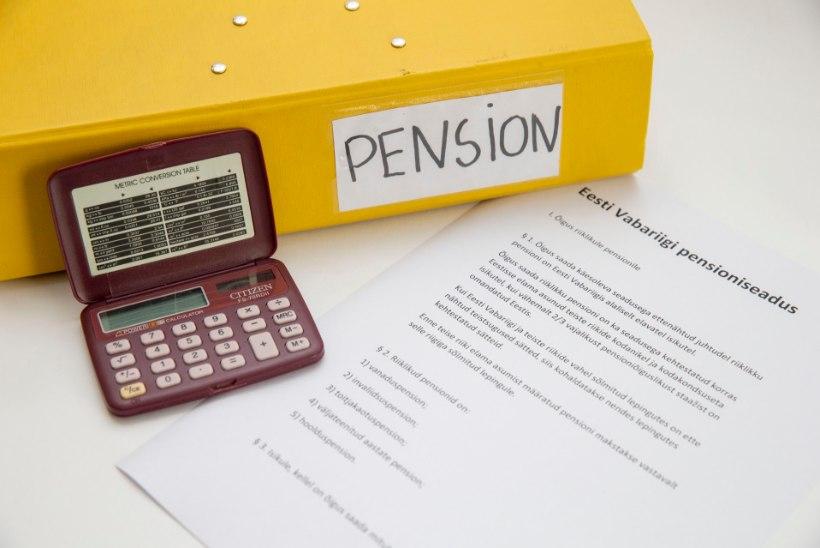 Pensionireform: kes on poolt, kes on vastu?