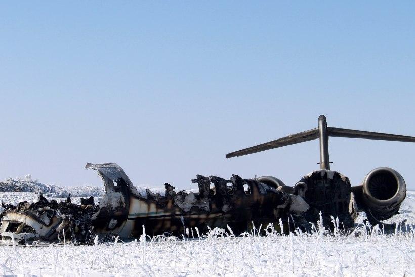 Afganistanis kukkus alla USA õhuväe lennuk