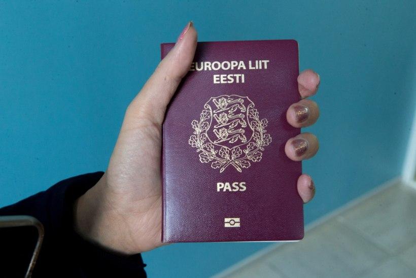 REEGLID LEEBUVAD: laps saab Eesti kodakondsuse, kui kasvõi ühel vanemal on hall pass