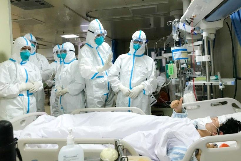 WUHANI KOROONAVIIRUS LÄHENEB EESTILE: hiinlanna tõi selle Lõuna-Saksamaale, nakatunuid on esialgu neli