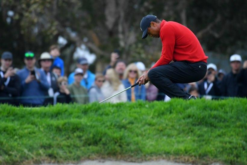 KURVAD KAADRID   Kobe Bryanti hea sõbra Tiger Woodsi esimene intervjuu pärast šokk-uudist