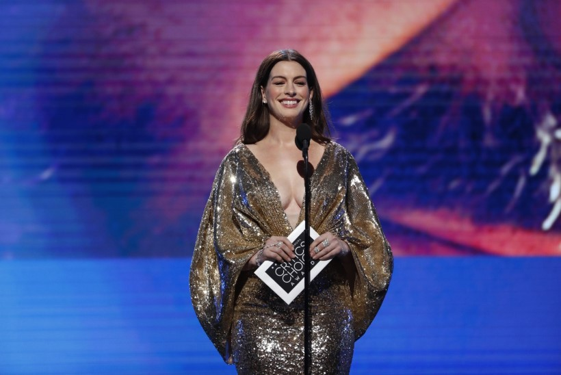 Anne Hathaway teise lapse sugu ja nimi viimaks teada?