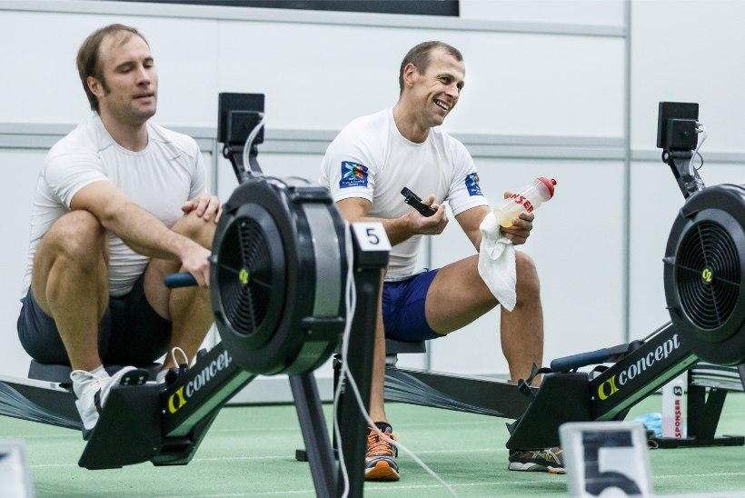 Olümpiahooaeg võib jääda mitmele Eesti tippsõudjale viimaseks