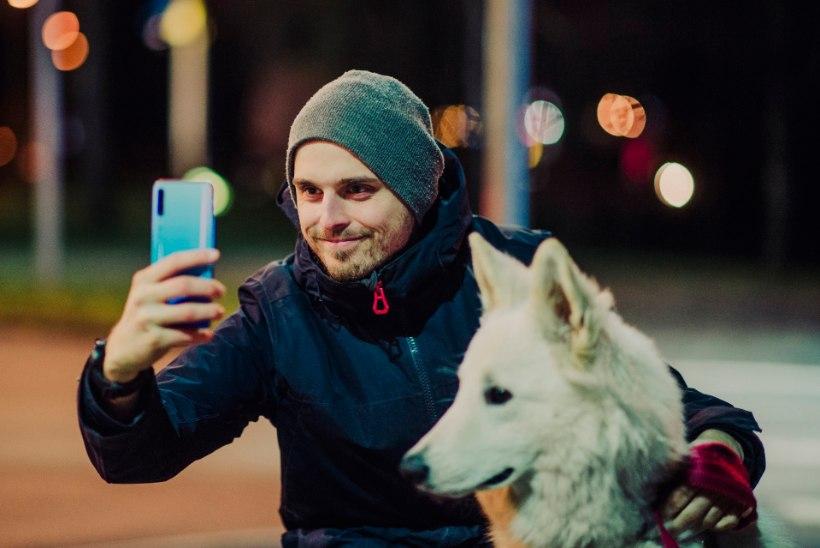 Kuidas teha nutitelefoniga silmapaistvat selfit ja professionaalset portreed? Tippfotograaf Jake Farra jagab nippe!