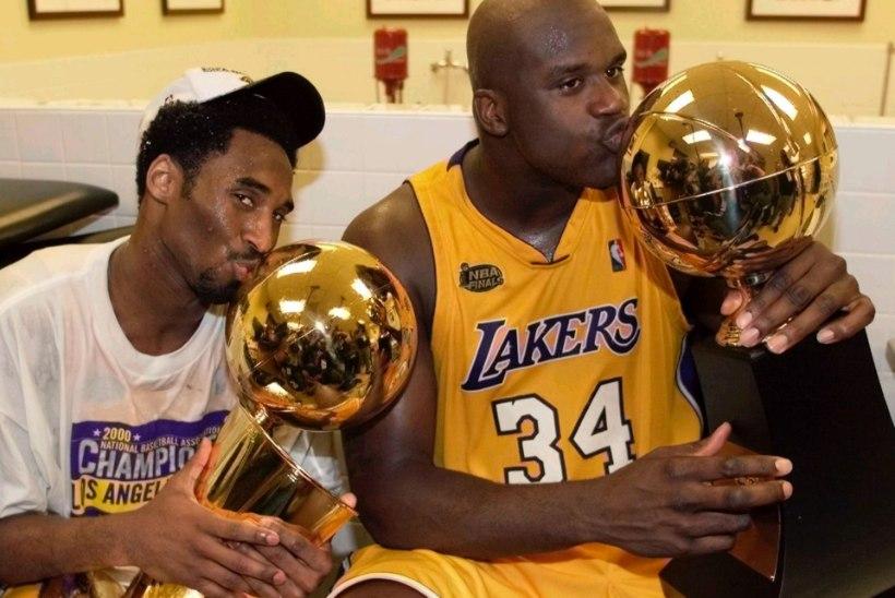 Shaquille O'Neali südantlõhestav hüvastijätt Kobe'ga: kui sellest teada sain, lahkus hing mu kehast