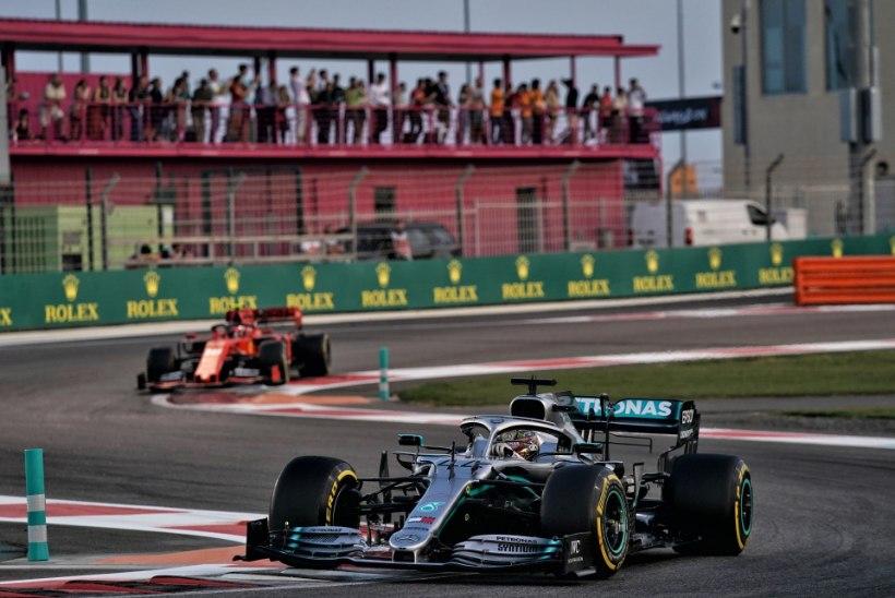 Mercedes on hooaja lõpus vormel 1 sarjast lahkumas?