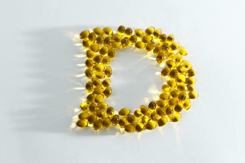 HOIA KEHA VITAMIINIVARUD KORRAS! Mis juhtub, kui sa ei saa piisavalt C- ja D-vitamiini?
