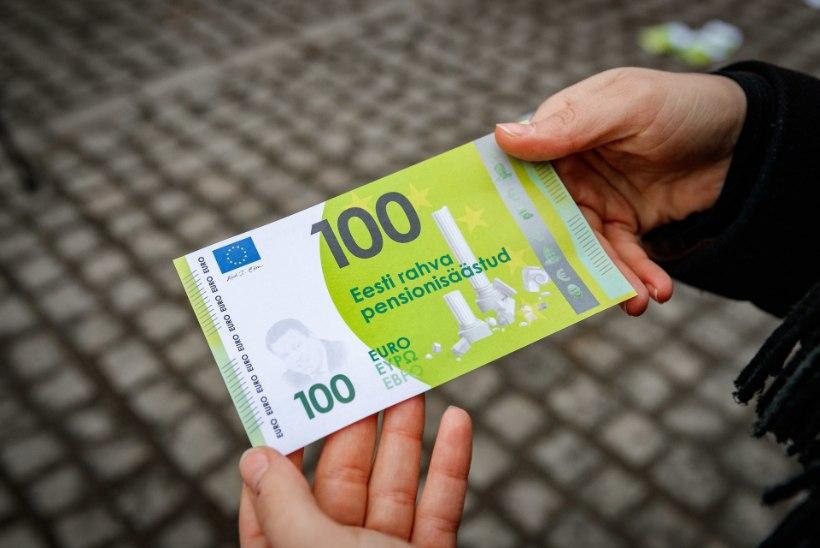 Opositsioon pensionireformi arutelul: te teete sajandi sigaduse!